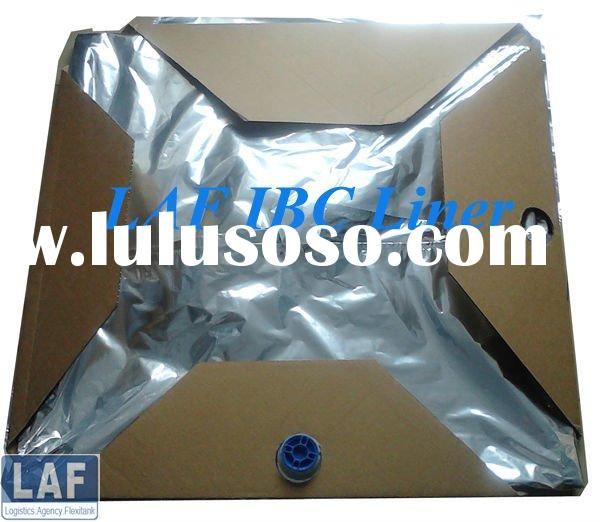 1000liter disposable food grade inner liner for ibc tanks