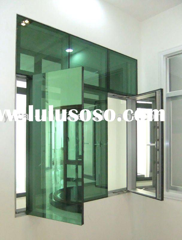 80 series Frameless Casement Window