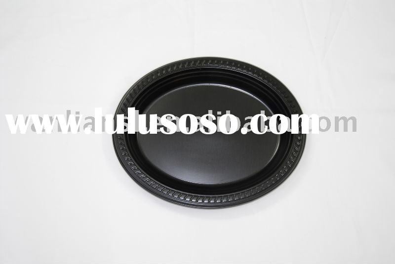 Disposable airline plate/party tray