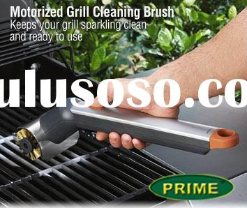 Motorized Grill Cleaning Brush