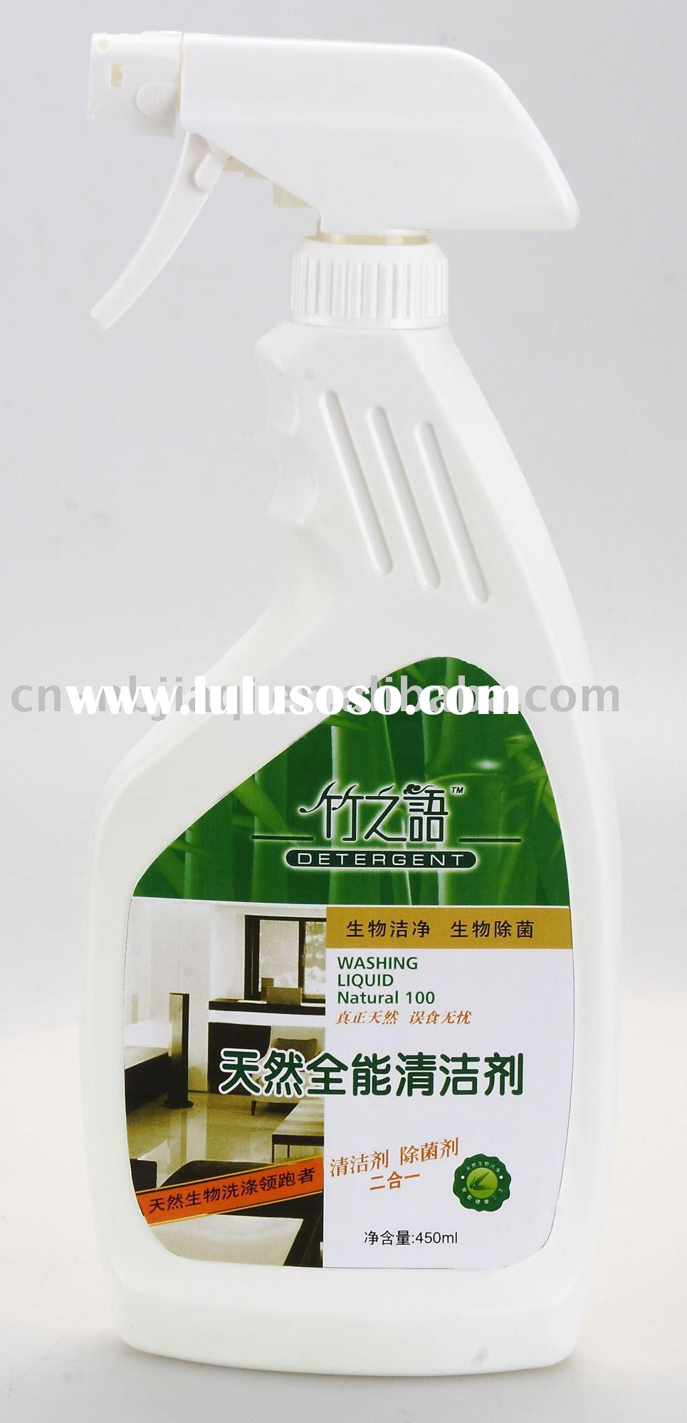 NATURAL MULTIFUNCTIONAL CLEANING DETERGENT