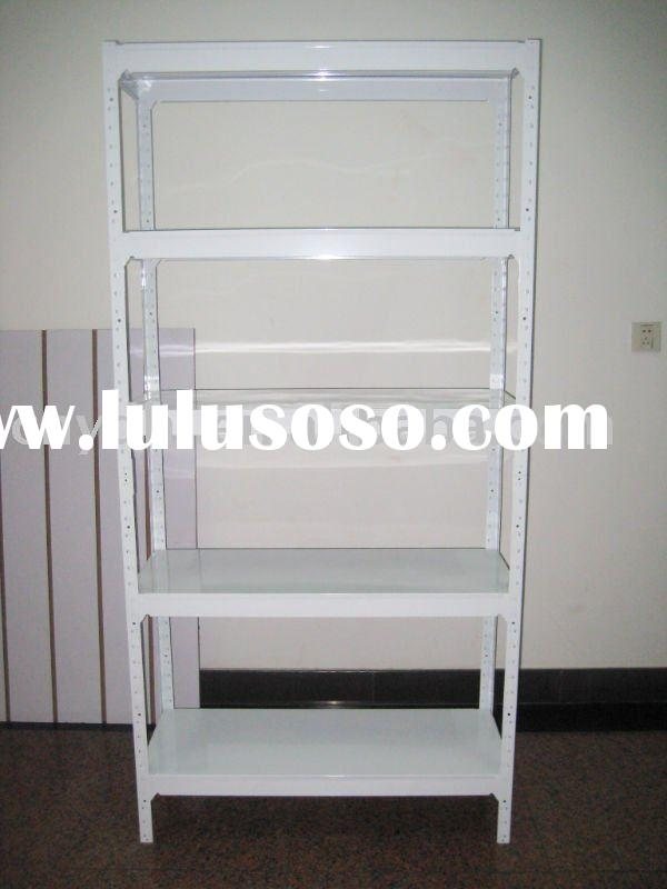 Slotted angle shelf/Light duty angle steel rack
