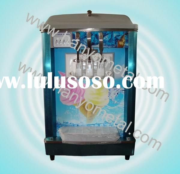 Soft serve ice cream machine(counter top)