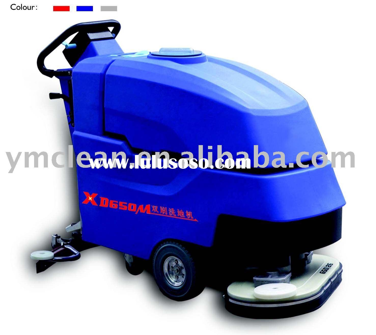 XD760A Auto Floor Cleaning Machine with Dual Brush