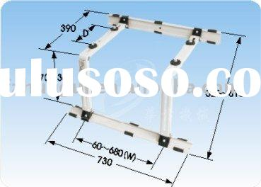 air conditioning roof bracket