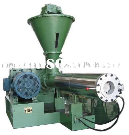 planetary screw plastic extruder WE220 for pvc film&sheet calender line