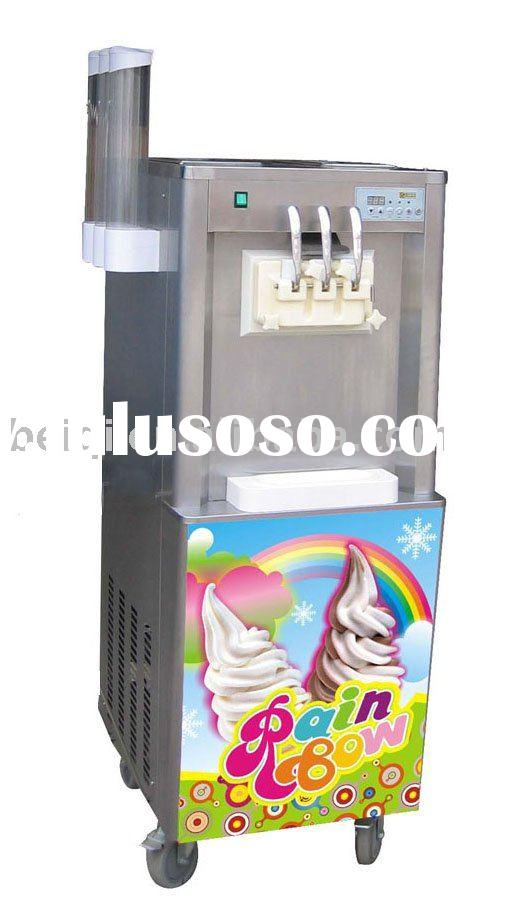 soft serve ice cream & frozen yogurt maker