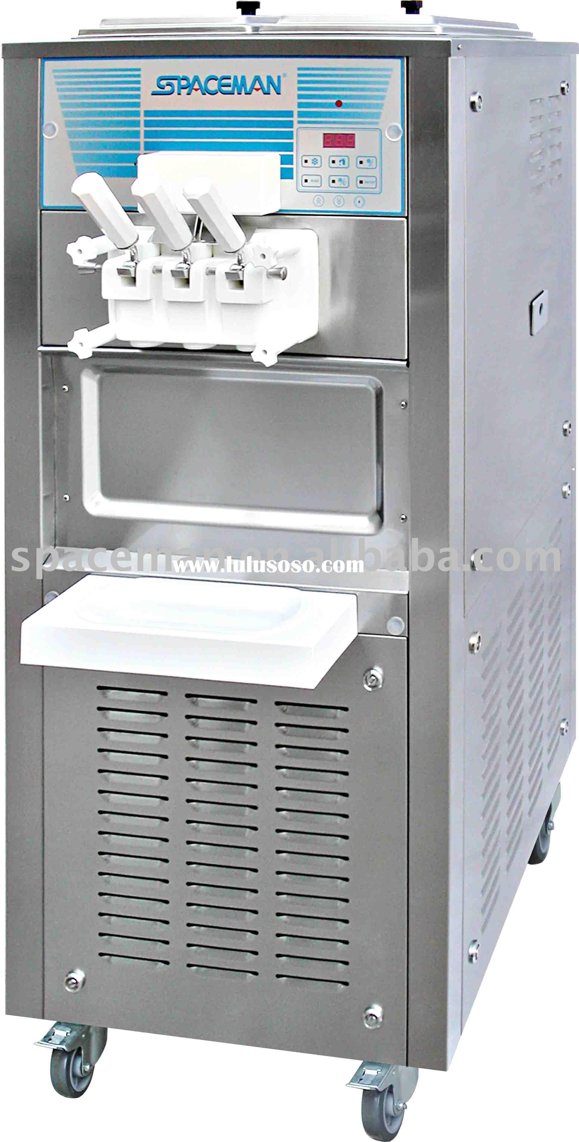 soft serve ice cream machine 350