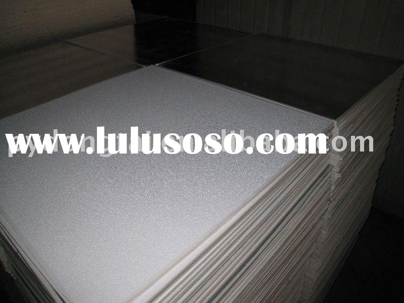 600x600mm gypsum  PVC ceiling panel
