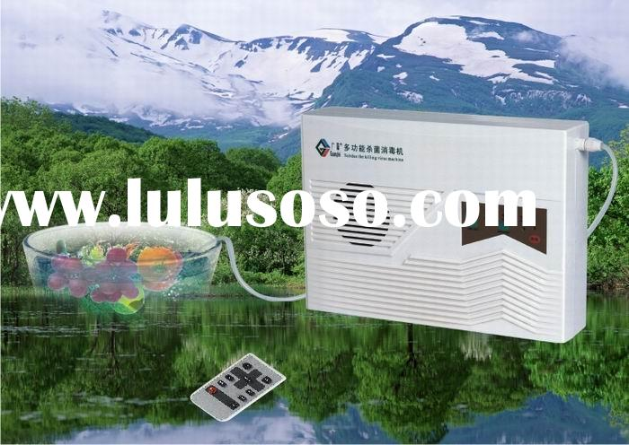 Air and Water Purifier