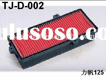 Air cleaner & Filter for motorcycle LF125