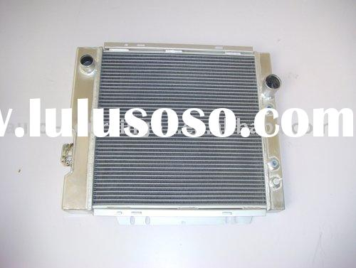 Aluminum radiator for FORD MUSTANG V6