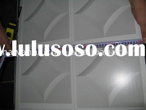 Decorative PVC Ceiling Tile