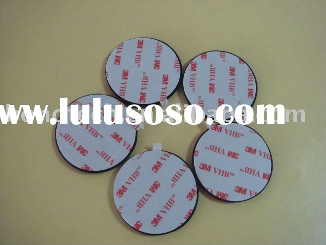 Die Cut VHB Double Sided Tape Attaching Silicon Rubber For Shopping Trolley