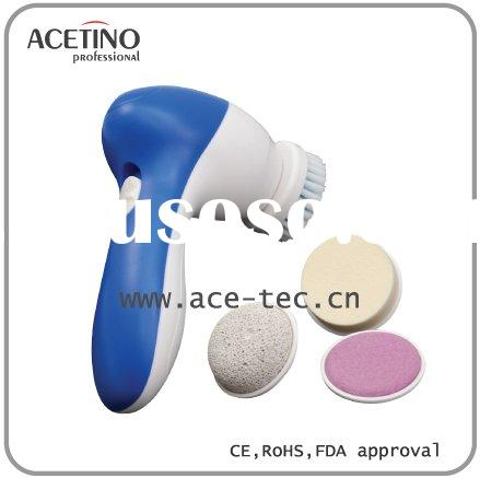 Electric Facial Cleaning, Facial Cleaner, Face Cleaner, Derma Spa, Rotary Brush