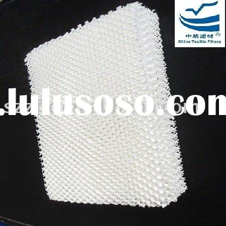 Evaporative cooling media for air cooler conditioner