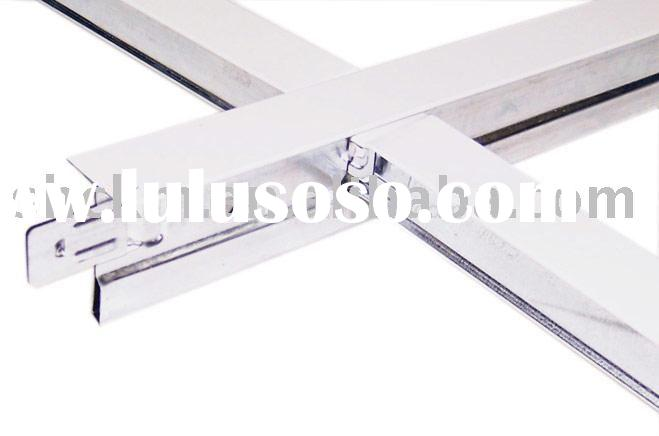 Exposed Ceiling Grid (38mm) Ceiling T Bar, t grids, ceiling t bar