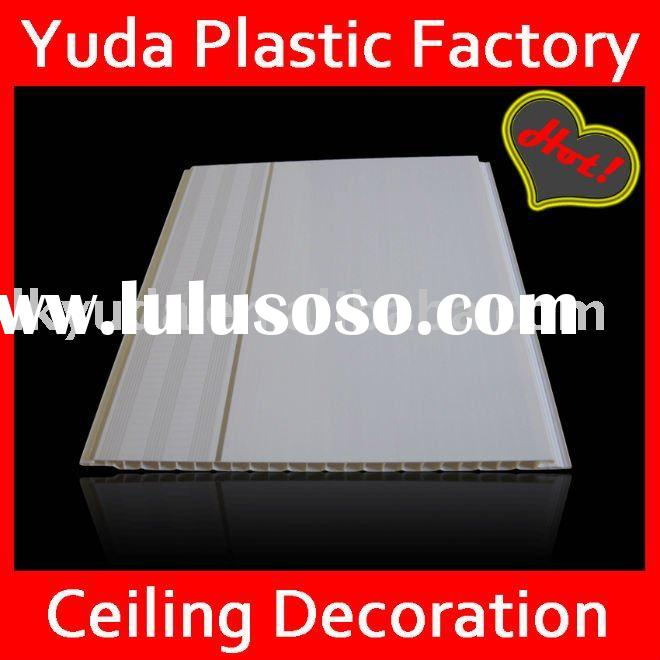 Fashion Pvc Ceiling And Wall Panel With Attractive Design