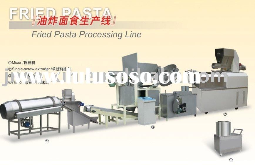 Fried Pasta Processing Machine