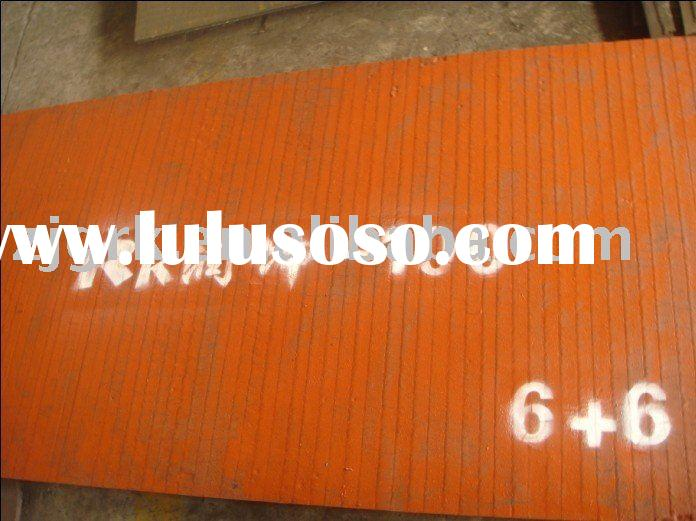 High abrasion resistant steel plate