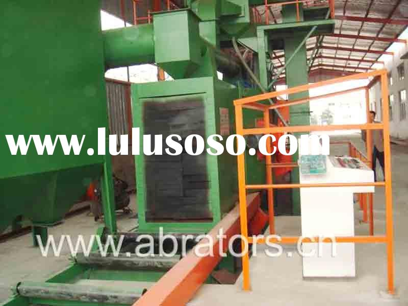 LCH0816 Shot Blasting Machine for for cleaning steel structure
