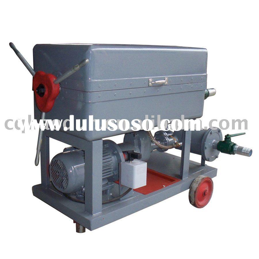 Used car engine oil purifier machine oil regeneration for Sell used motor oil