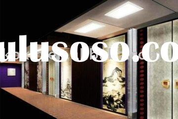 Led ceiling panel used in Art Galleries