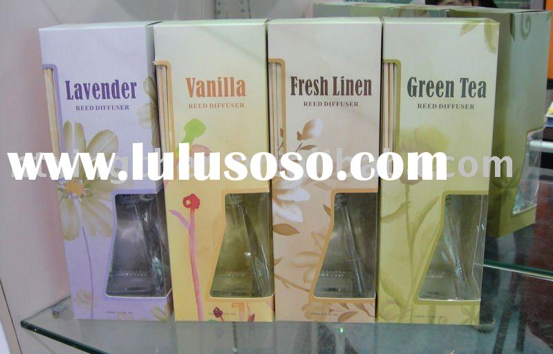 Professional Manufacturer Supplying Air Freshener/Reed Diffuser/Aroma Sachet With Customized Designs