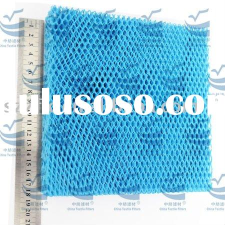 Replacement humidifier cooler filter pad