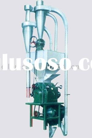 Small Scale Flour Mill Machinery (HNDE-M6FS)