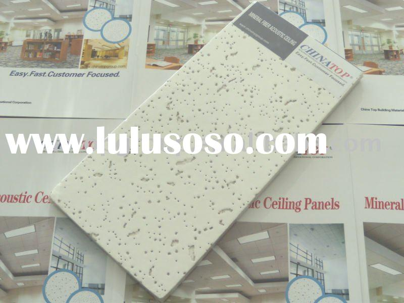 USG Mineral Wool Ceiling