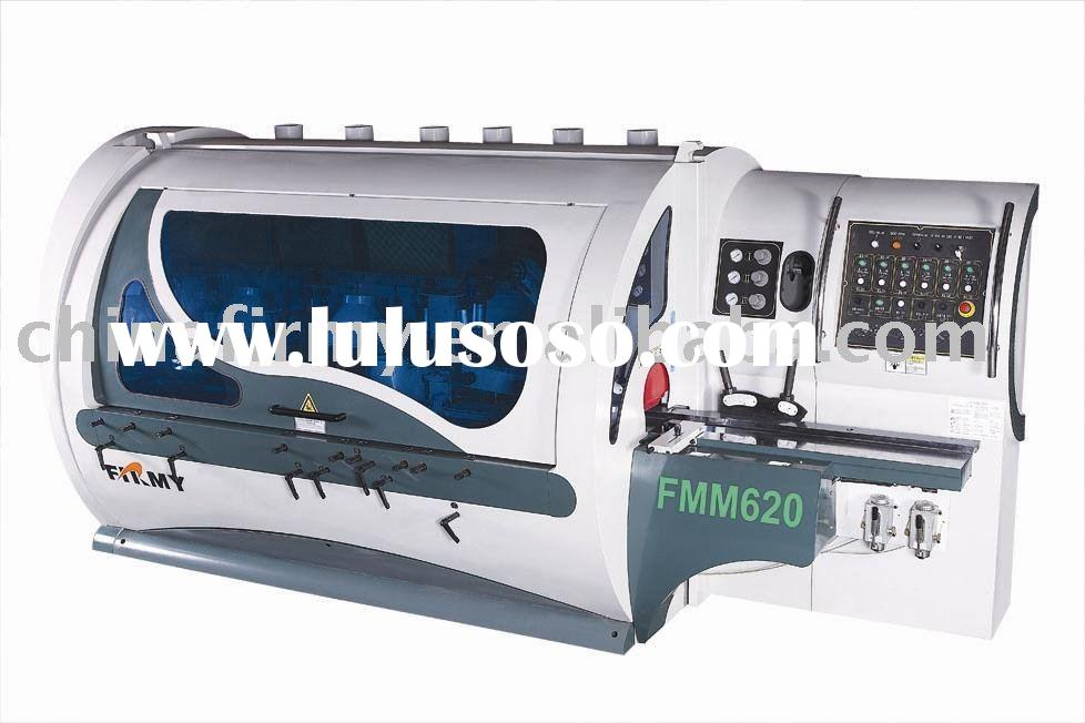 Woodworking machinery & Four Side Moulder