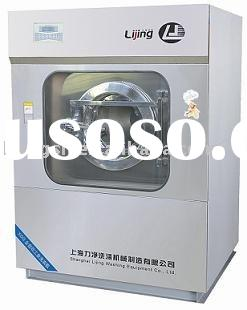 (laundry, dry cleaning shop)Industrial washing machines