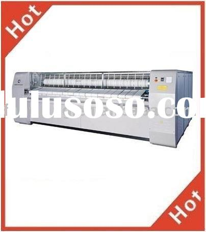 ( textile used ironing machine) industrial wet cleaning equipment
