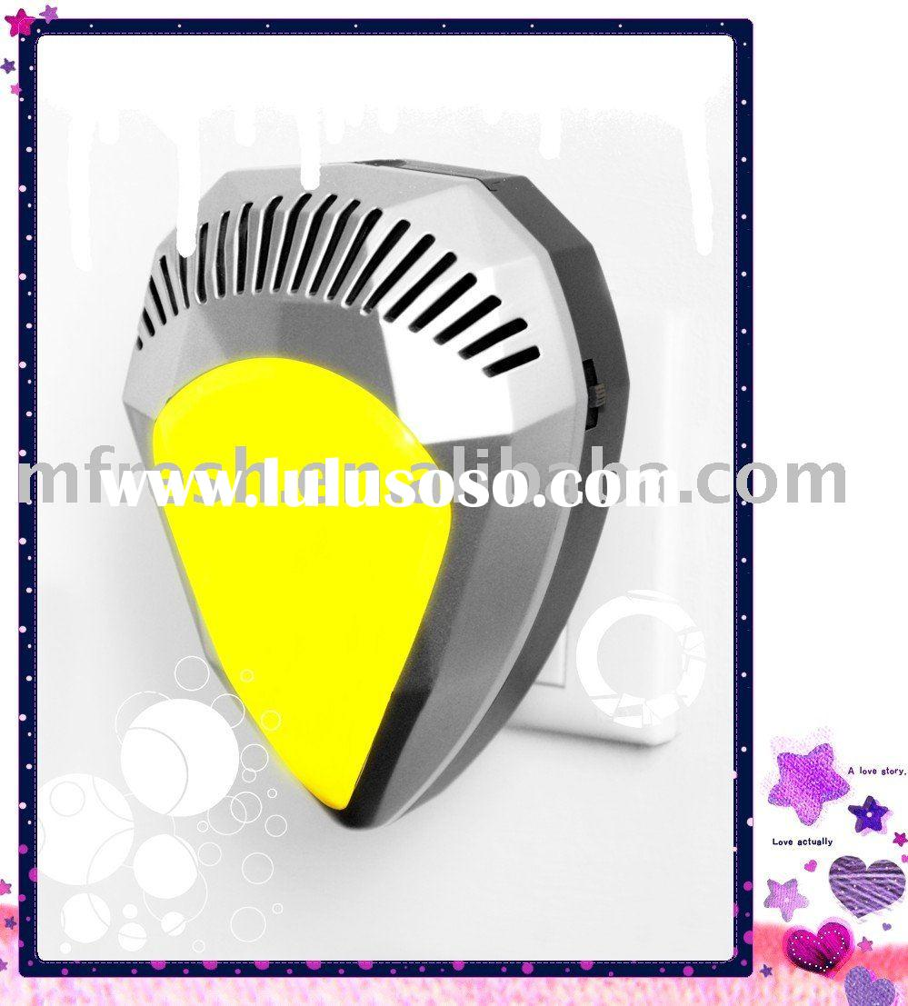 air purifier with negative ions