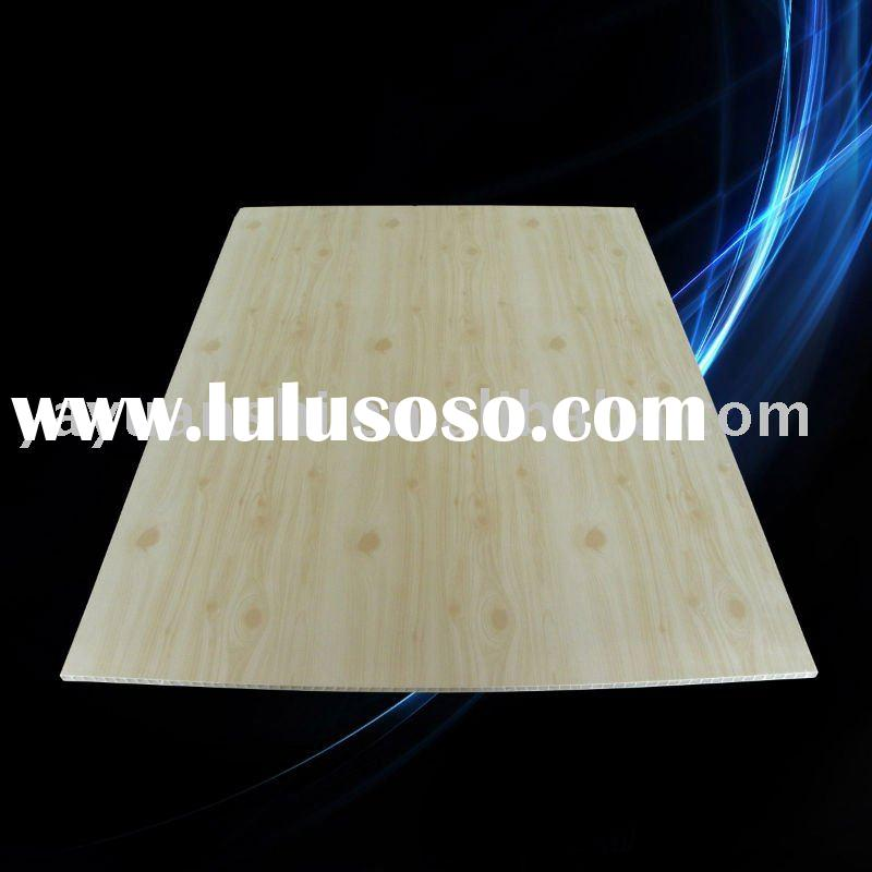 best high quality waterproof pvc ceiling wall panel