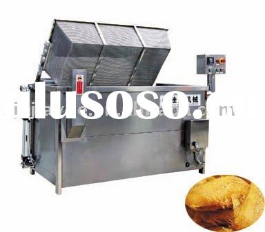 gas frying equipments for fish