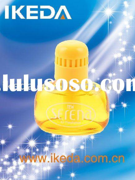 liquid car perfume with popular model and long lasting scent