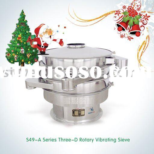 superior standard sieve machine for food industry