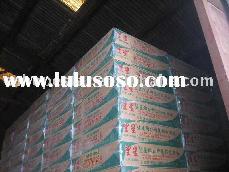 thermal insulation ceiling board
