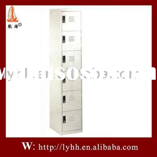 2011 modern steel godrej office furniture -- 6 doors locker