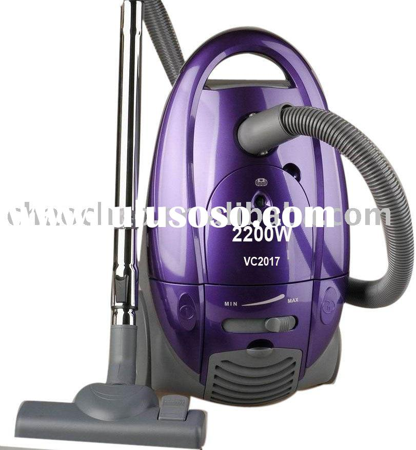 2400W max big canister vacuum cleaner model-hot selling