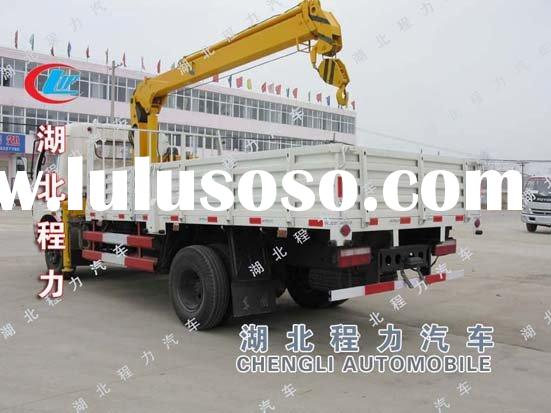 3Tons Hydraulic Mobile Crane for sale!