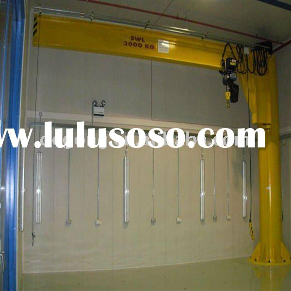 3 TON bz model slewing  jib cranes for sale and rent
