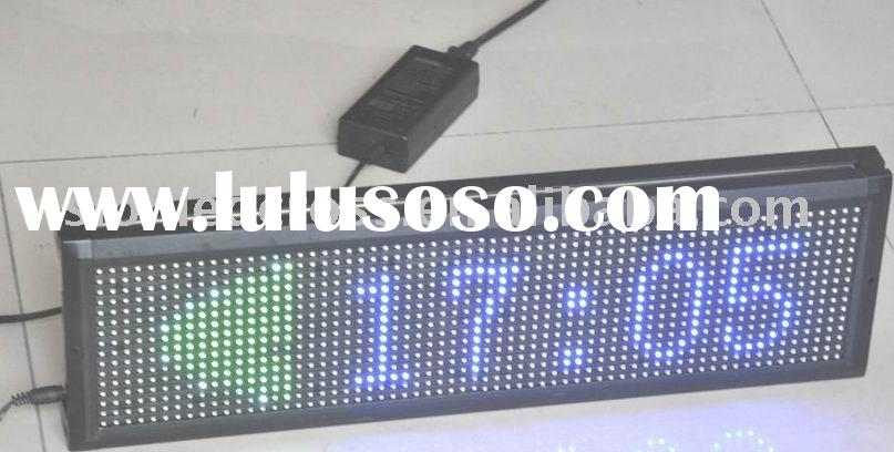3 in 1 Indoor Led Message Signs