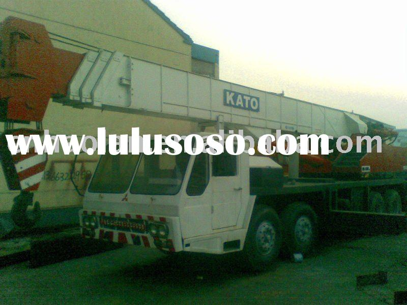 50ton kato used crane for sale