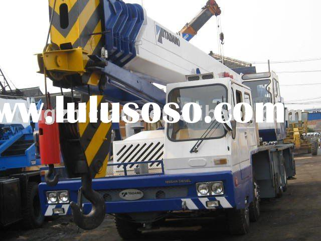 65 ton used truck crane for sale