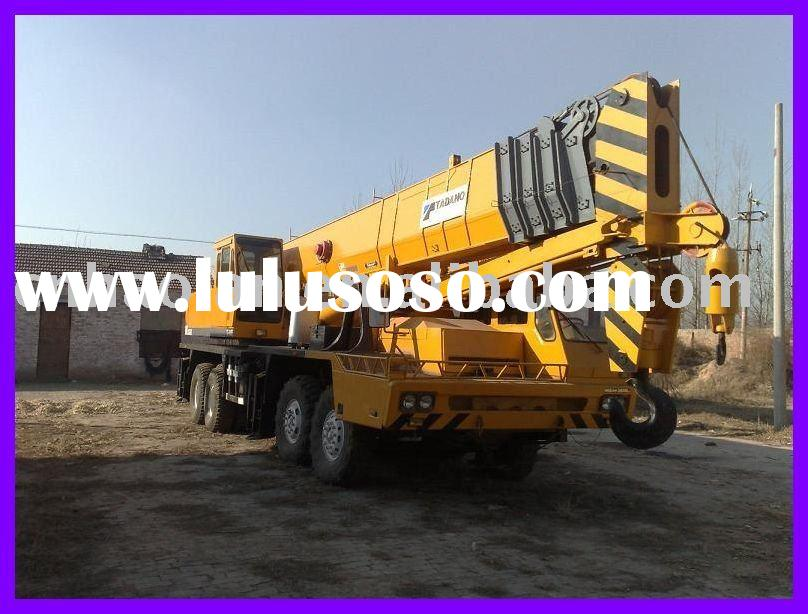 80Ton hydraulic truck crane for sale