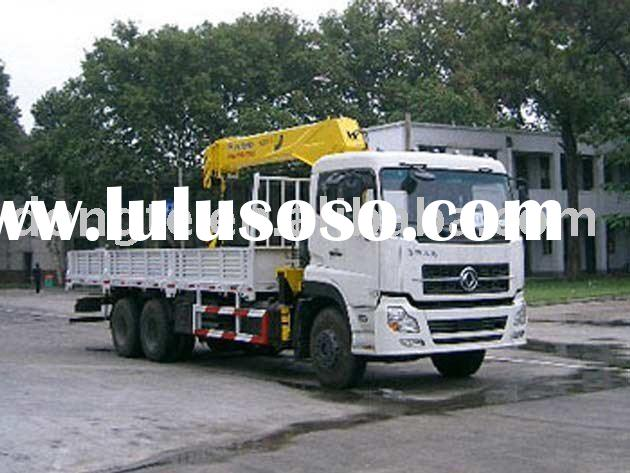 DTA truck mounted crane lorry loading crane  pls contact Mr. Tom song king 24 hours phone:TEL:0086-1