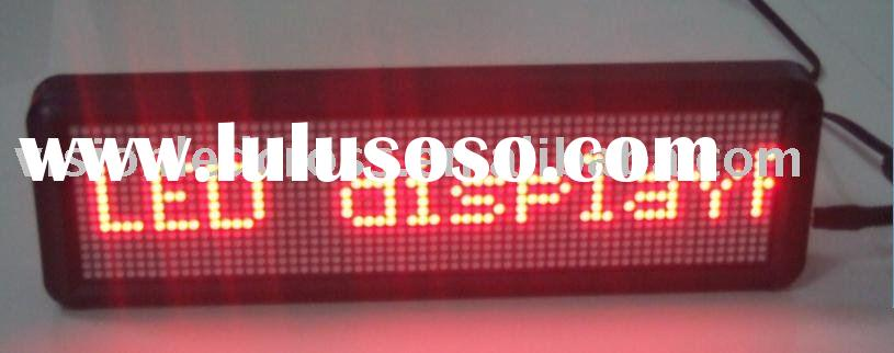 Electronic Signs LED Message Sign Indoor